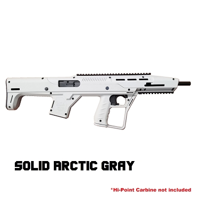 High Tower Armory MBS 95- Solid Arctic Gray