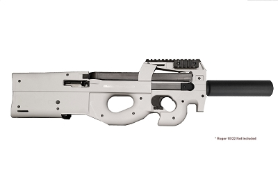 High Tower Armory 90/22 (Arctic Gray)