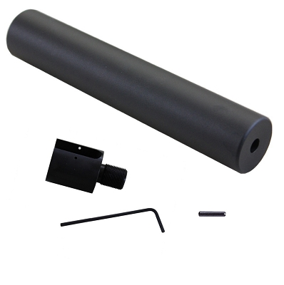 HTA 90/22 Aluminum Barrel Shroud For Factory 10/22 Barrels